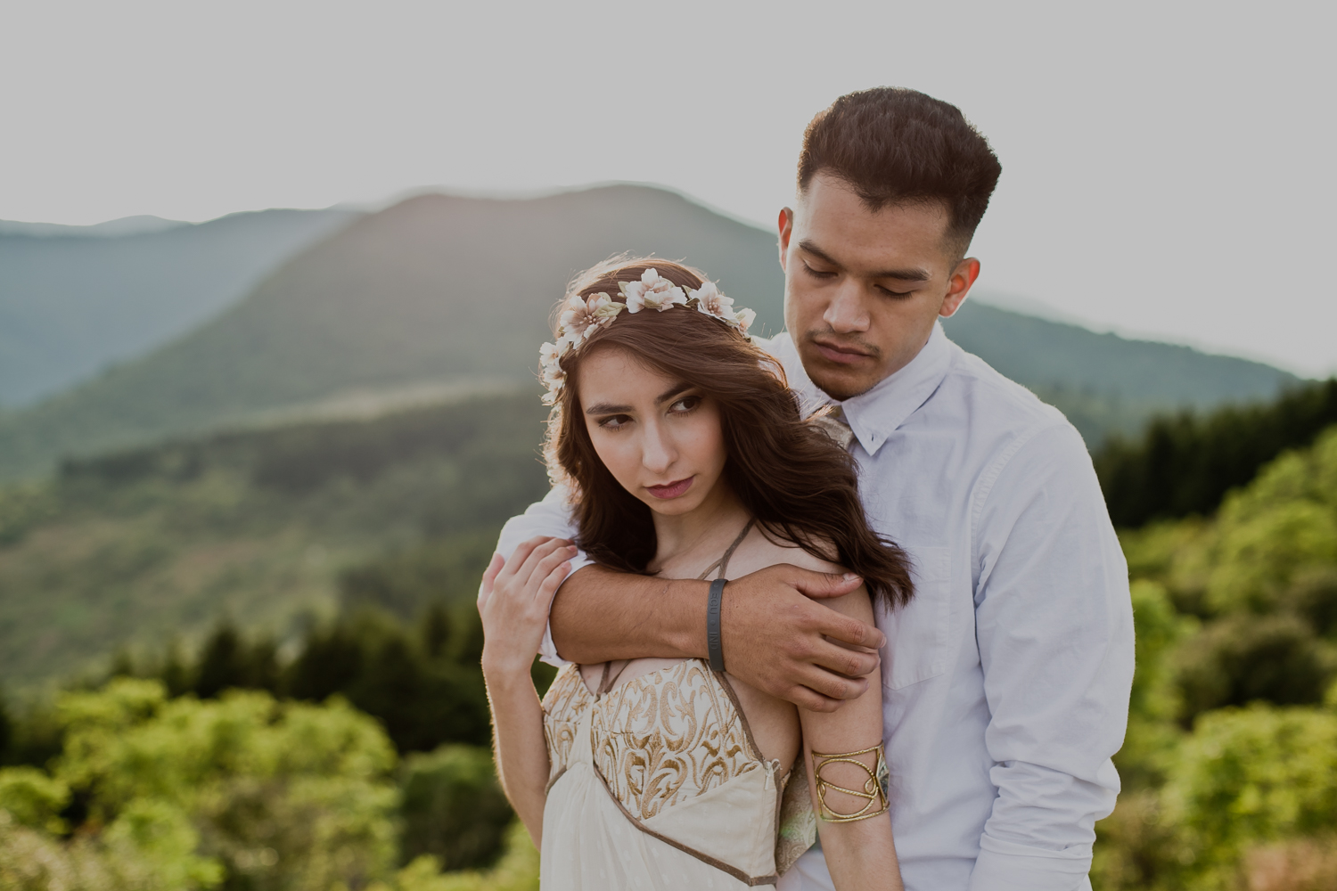 asheville north carolina wedding and portrait photographers #2 | Love Is Wild Photography