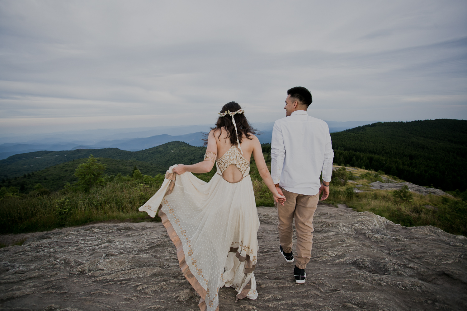 asheville north carolina wedding and portrait photographers #14 | Love Is Wild Photography