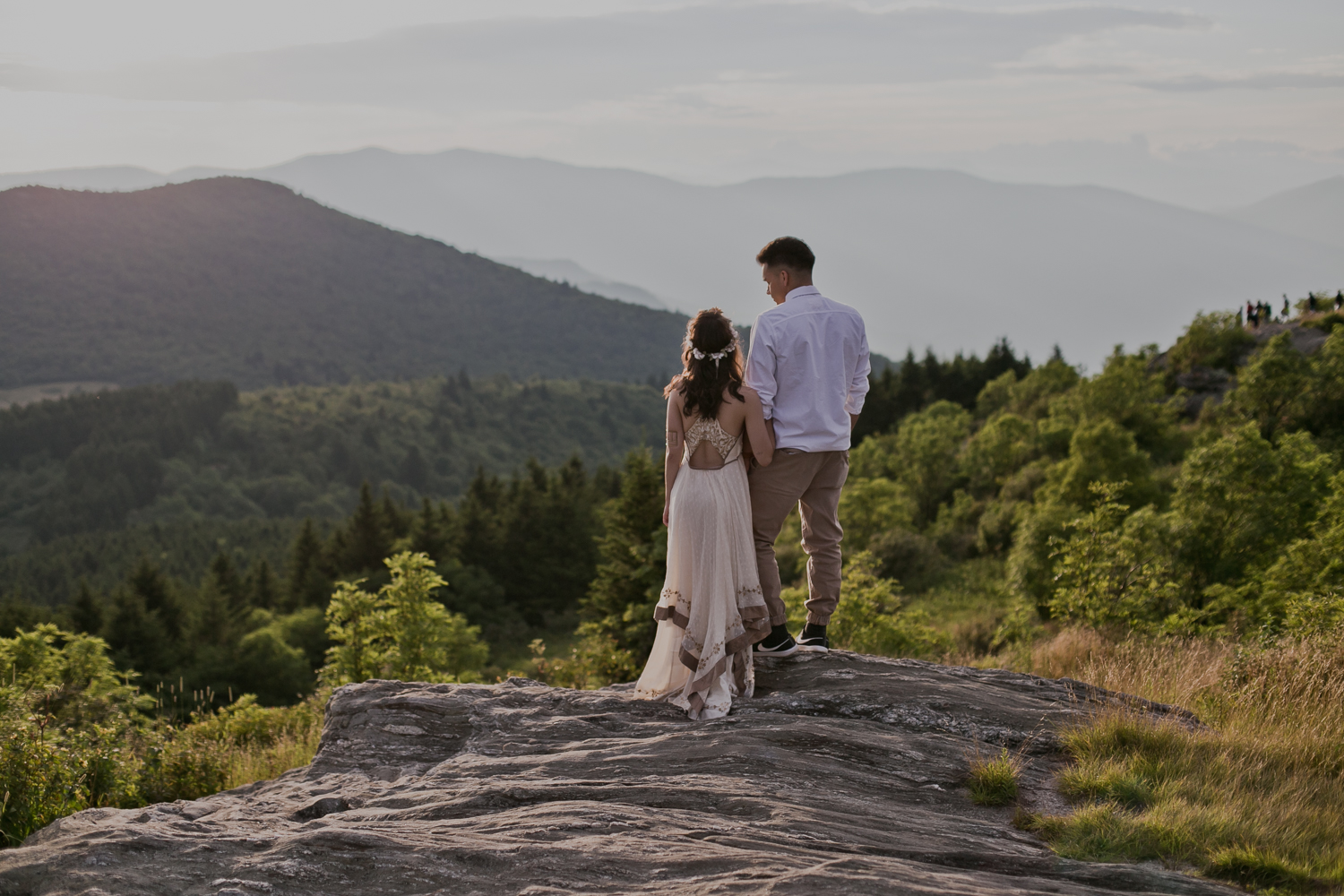 asheville north carolina wedding and portrait photographers #16 | Love Is Wild Photography