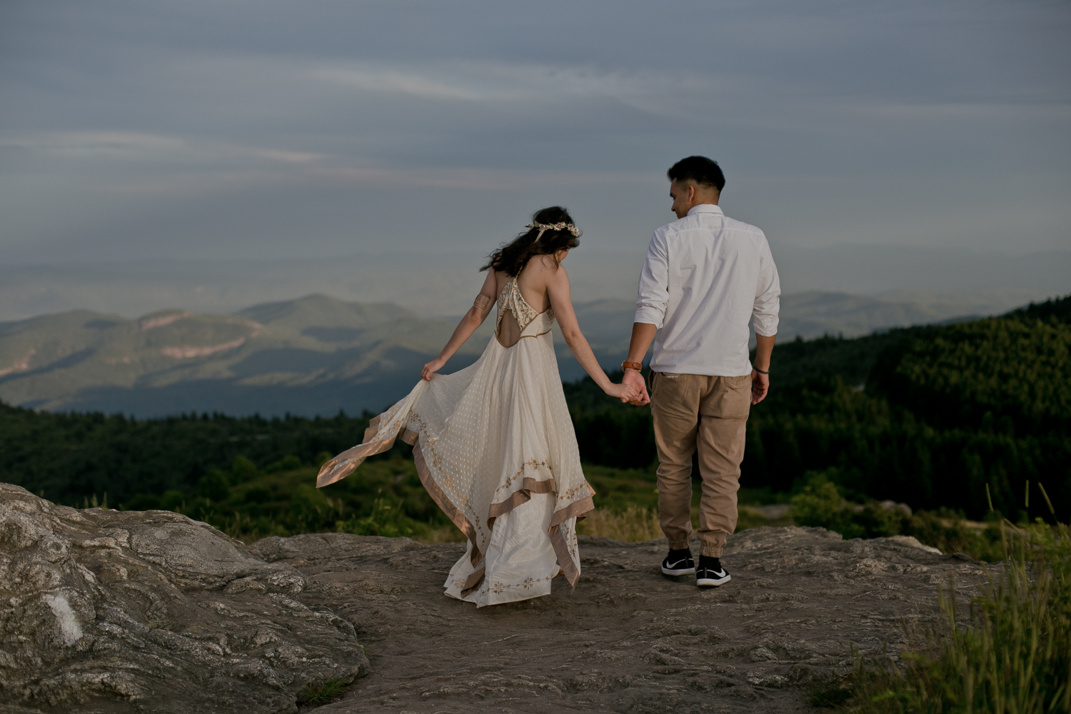 asheville north carolina wedding and portrait photographers #57 | Love Is Wild Photography