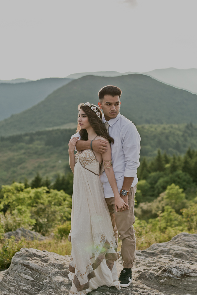 asheville north carolina wedding and portrait photographers | Love Is Wild Photography