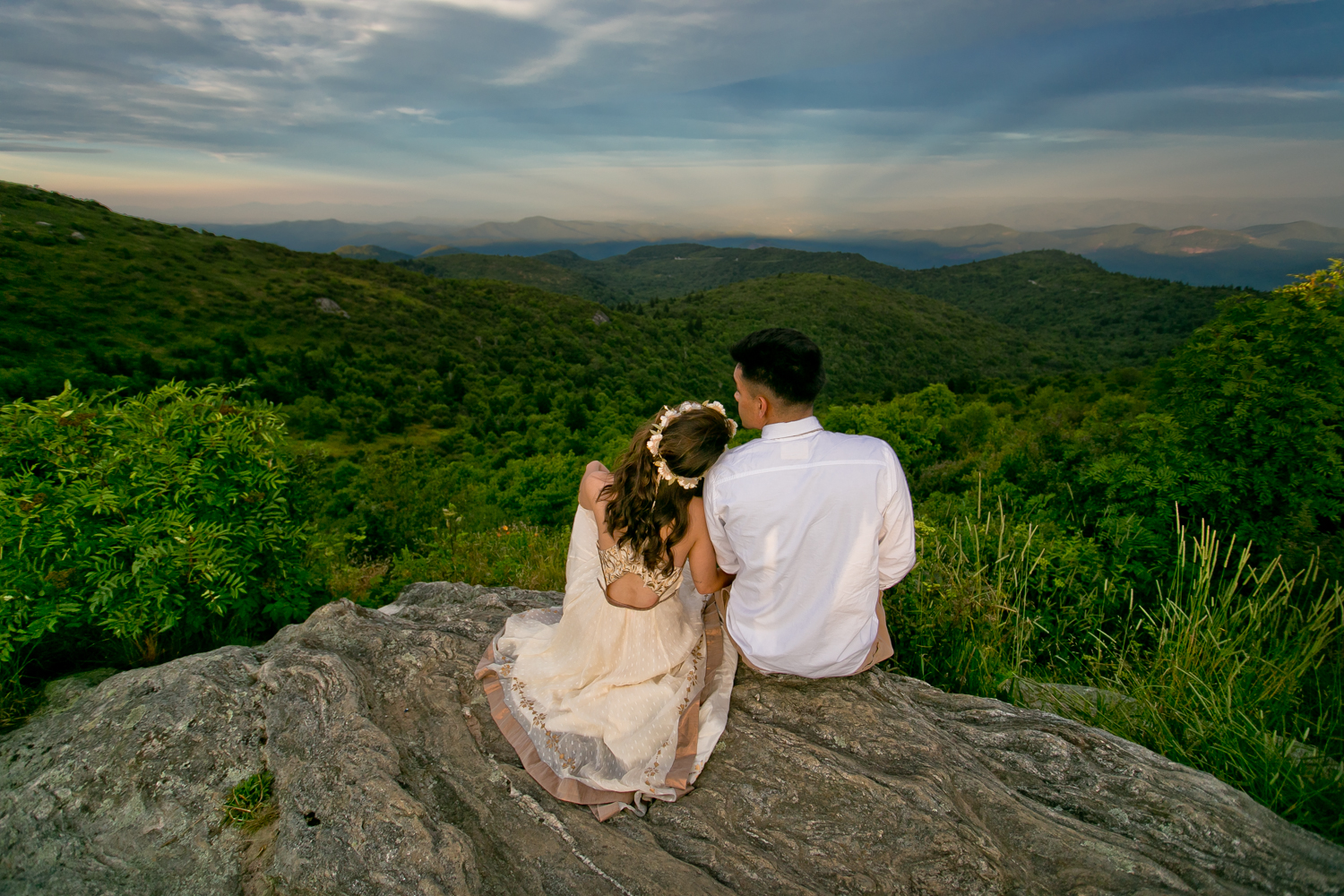 asheville north carolina wedding and portrait photographers #45 | Love Is Wild Photography