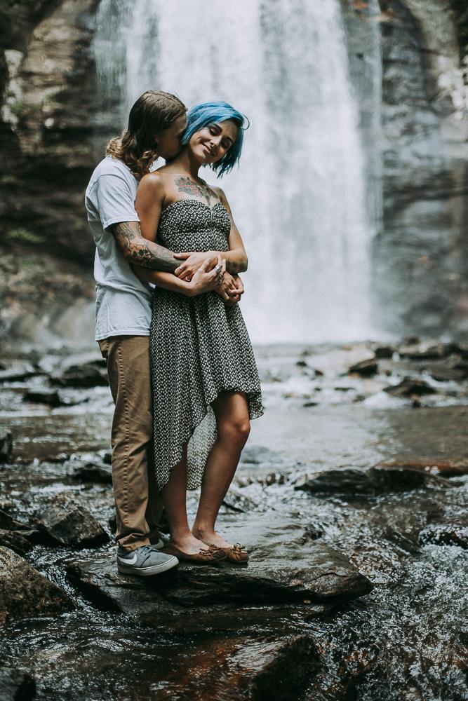 Stephanie + Anthony 23 | Asheville Wedding Photographers // Love Is Wild Photography
