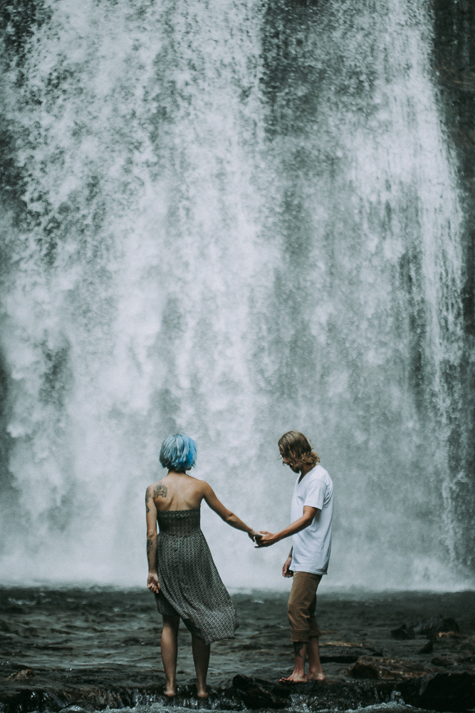 Stephanie + Anthony 22 | Asheville Wedding Photographers // Love Is Wild Photography