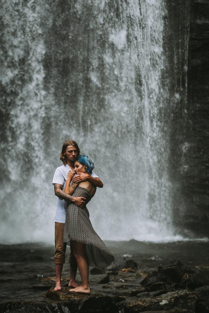Stephanie + Anthony 17 | Asheville Wedding Photographers // Love Is Wild Photography