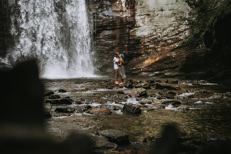 Stephanie + Anthony 15 | Asheville Wedding Photographers // Love Is Wild Photography