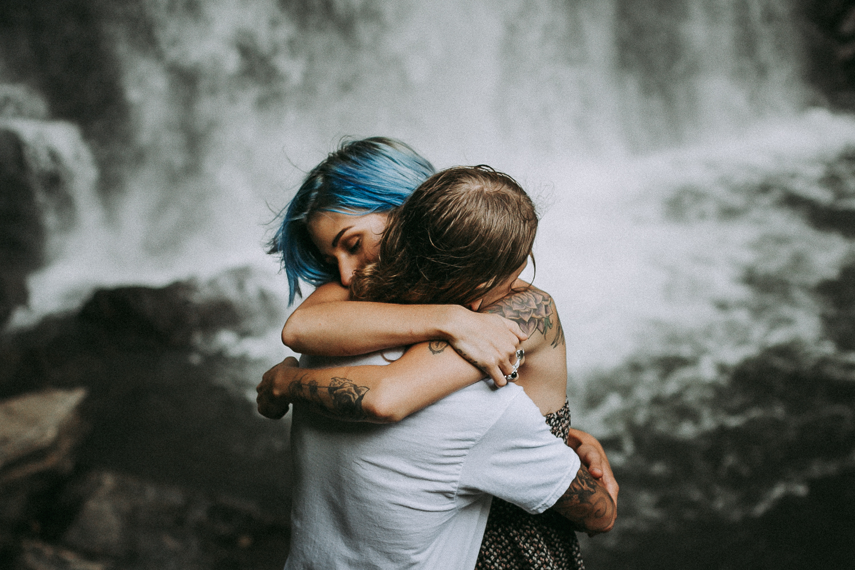 Stephanie + Anthony 3 | Asheville Wedding Photographers // Love Is Wild Photography