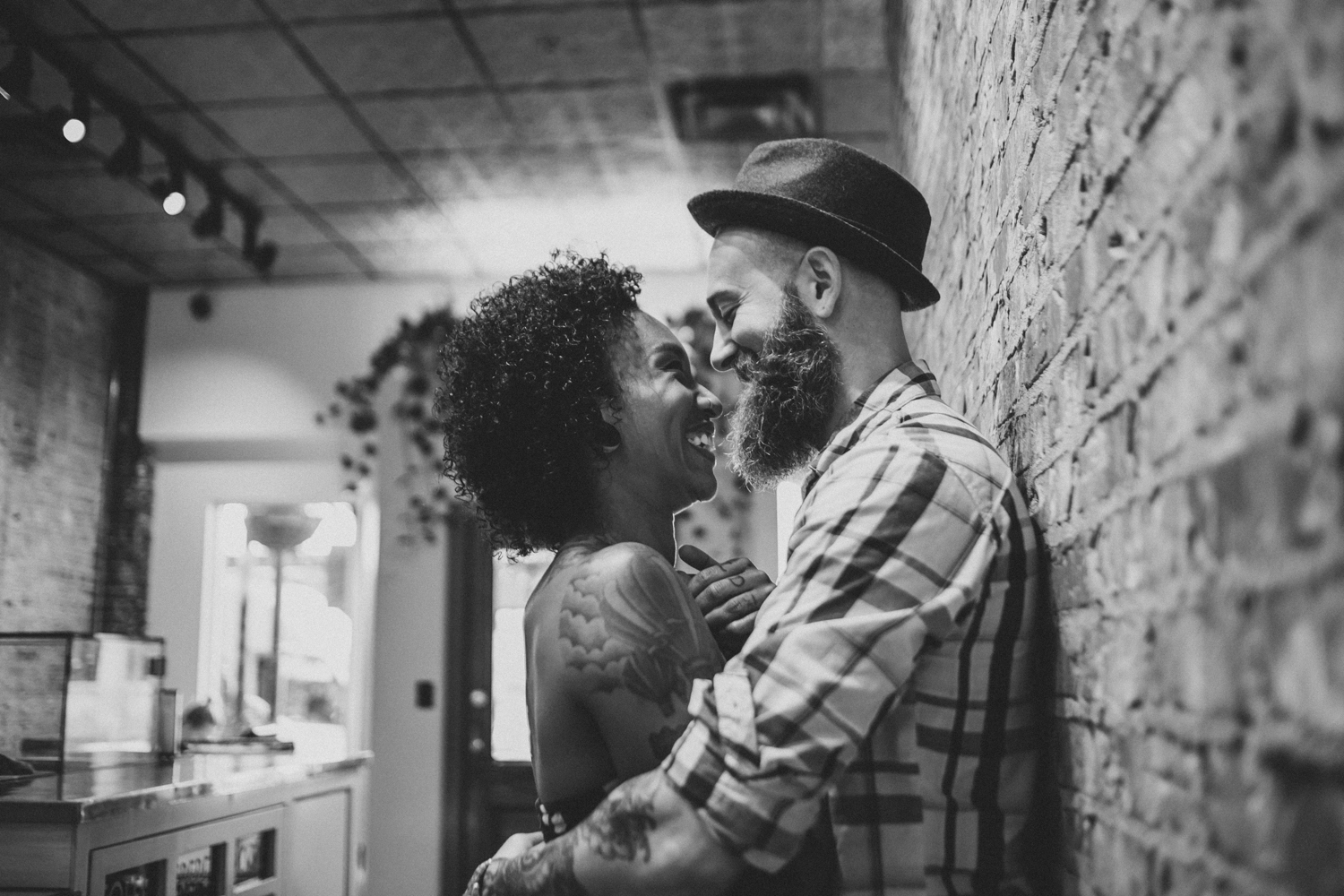 Lo + KC 7 | Downtown Pensacola Engagement Photographers // Love Is Wild Photography