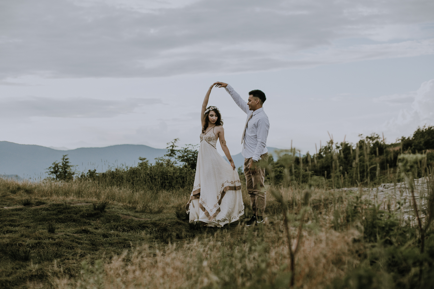 asheville north carolina wedding and portrait photographers #13 | Love Is Wild Photography
